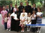 Надежда Осяк - мать 17 детей